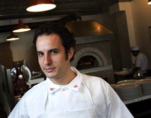 Chef Mathieu Palombino (Motorino Brooklyn)